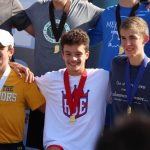 Hamilton Southeastern High School Boys Varsity Cross Country finishes 9th place