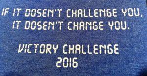 Victory Challenge – 2016