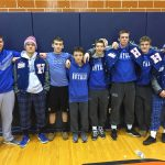 Hamilton Southeastern High School Boys Varsity Wrestling finishes 4th place