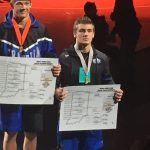 Hamilton Southeastern High School Boys Varsity Wrestling finishes 57th place