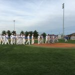 Hamilton Southeastern High School Varsity Baseball beat Carmel High School (from 4/10/17) 2-0