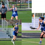 Hamilton Southeastern High School Girls Varsity Lacrosse falls to Noblesville High School 19-3