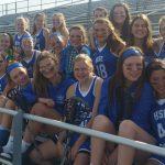 Hamilton Southeastern High School Girls Junior Varsity Lacrosse beat Noblesville High School 5-4