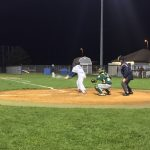 Hamilton Southeastern High School Varsity Baseball falls to Westfield High School 4-1