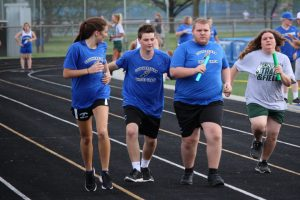 Unified Track & Field: April 26, 2017
