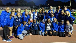 Girls Track Regional Championships