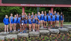 Girls Track State Meet Photos