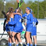 Hamilton Southeastern High School Girls Junior Varsity Lacrosse beat Concord High School 8-7