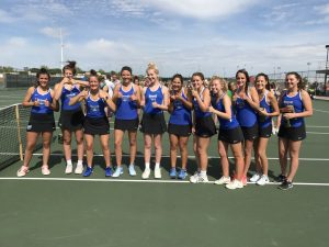 HSE Lady Royals Tennis – Regionals