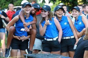 Girls Golf Western Invitational
