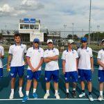 Hamilton Southeastern High School Boys Varsity Tennis defeat Westfield High School 3-2