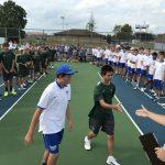 Boys Tennis - HSE vs. Westfield (8-14-17)