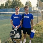 HSE Boys Tennis vs. Carmel (8-15-17)