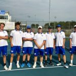 Hamilton Southeastern High School Boys Varsity Tennis falls to Avon High School 3-2