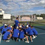 HSE Boys Tennis vs. Zionsville 8-22-17