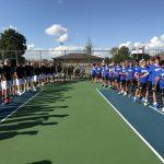 Hamilton Southeastern High School Boys Varsity Tennis falls to North Central High School 5-0