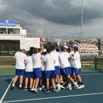 Hamilton Southeastern High School Boys Junior Varsity Tennis beat Brownsburg High School 8-7
