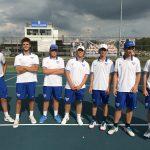 Hamilton Southeastern High School Boys Varsity Tennis falls to Brownsburg High School 3-2