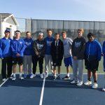 Hamilton Southeastern High School Boys Varsity Tennis finishes 5th place
