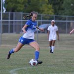 Mudsock Girls Varsity Soccer - 9/6/17