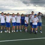 Hamilton Southeastern High School Boys Freshman Tennis beat North Central High School 7-1