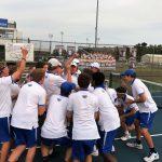 Hamilton Southeastern High School Boys Junior Varsity Tennis beat Guerin Catholic High School 10-4