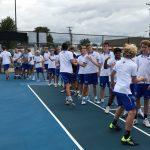 Hamilton Southeastern High School Boys Junior Varsity Tennis beat Lebanon High School 10-0