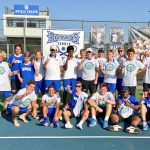 Hamilton Southeastern High School Boys Junior Varsity Tennis finishes 1st place