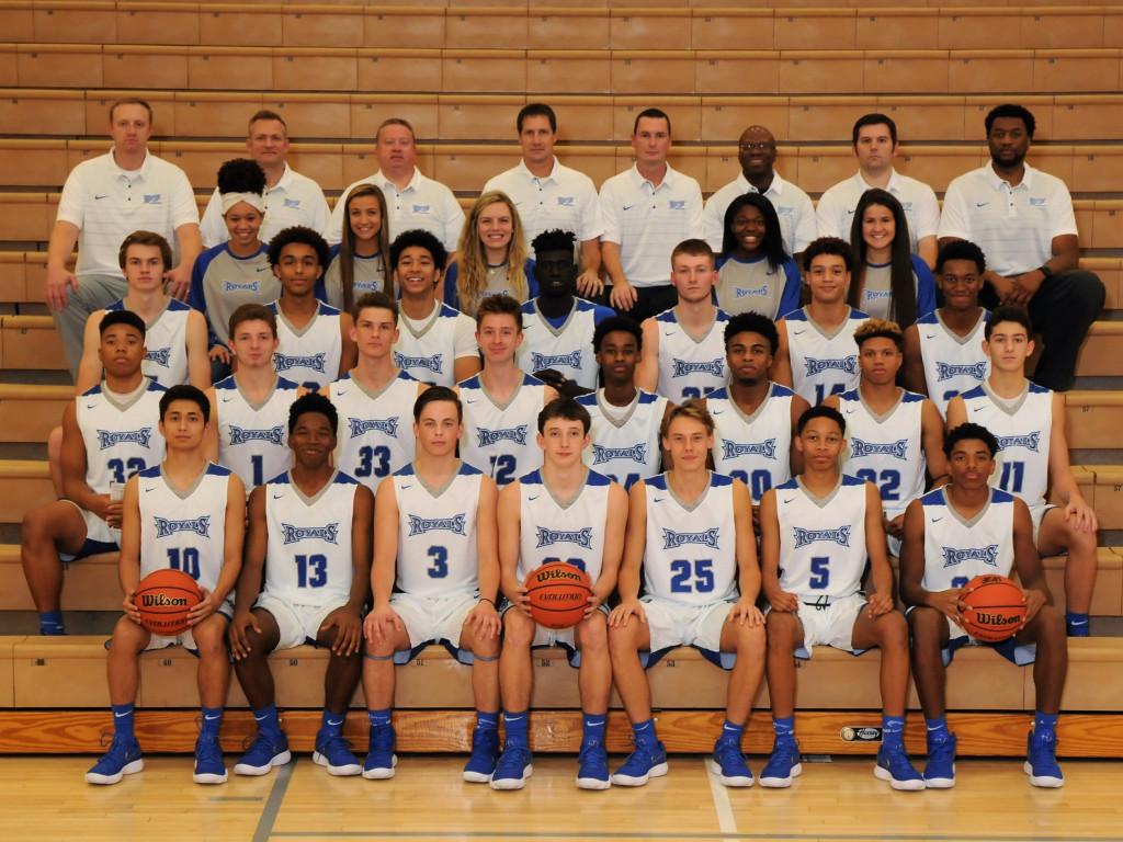 2017-18 JV/Varsity Boys Basketball