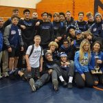 Boys Varsity Wrestling finishes 2nd place at North Montgomery Holiday Duals @ North Montgomery
