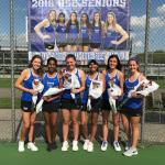 Girls Varsity Tennis beats Mt Vernon 4 – 1