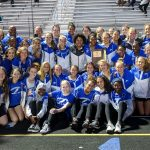 Girls Track wins 3rd Straight Sectional Title