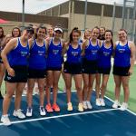 Girls Varsity Tennis beats Noblesville 4 – 1