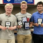 HSE BASEBALL END OF SEASON AWARDS ANNOUNCED
