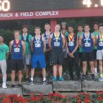 Boys Varsity Track finishes 3rd place at Ihsaa State Finals   @ Indiana University