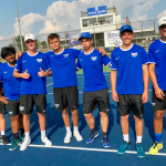 HSE Boys Varsity Tennis defeats Westfield 4 – 1