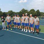 HSE Boys Varsity Tennis Falls to Carmel 0 – 5
