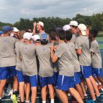 HSE Boys Junior Varsity Tennis falls to Carmel 14 – 1