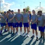 HSE Boys Varsity Tennis beats Zionsville 4 – 1