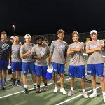 Boys Varsity Tennis Defeats Avon 4 – 1