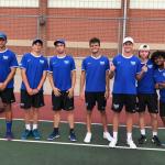 Boys Varsity Tennis beats Brownsburg 3 – 2