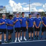 HSE Boys Varsity Tennis Defeats Franklin Central 5 – 0