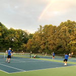 Boys Junior Varsity Tennis beats Cathedral 11 – 3
