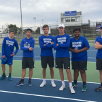 HSE Boys Varsity Tennis falls to Fishers 2 – 3 in Sectional Final