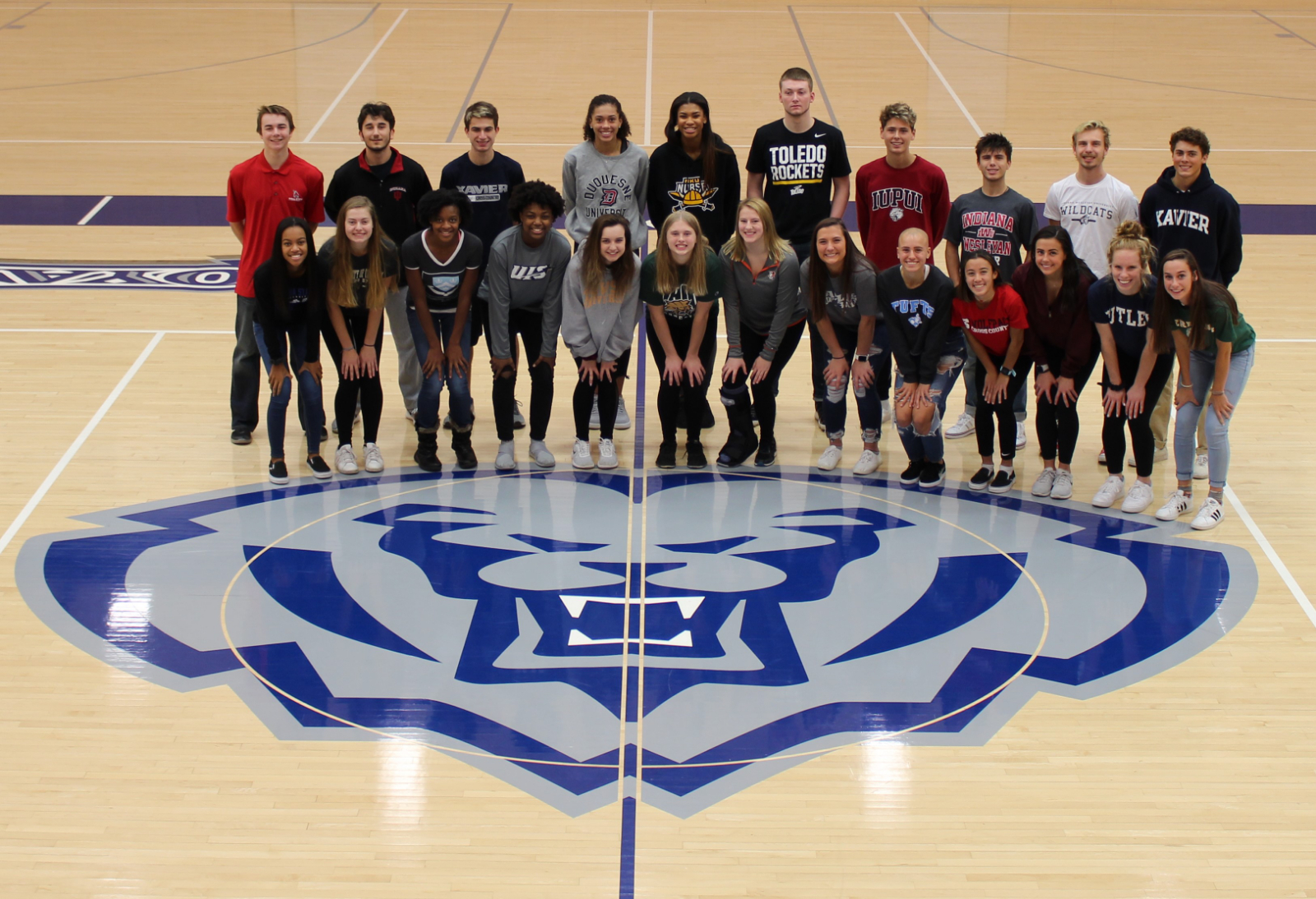 24 HSE Athletes Sign National Letter of Intent – #WeAreRoyals