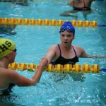 HSE Lady Royals Swimmers and Divers Get Past Noblesville!