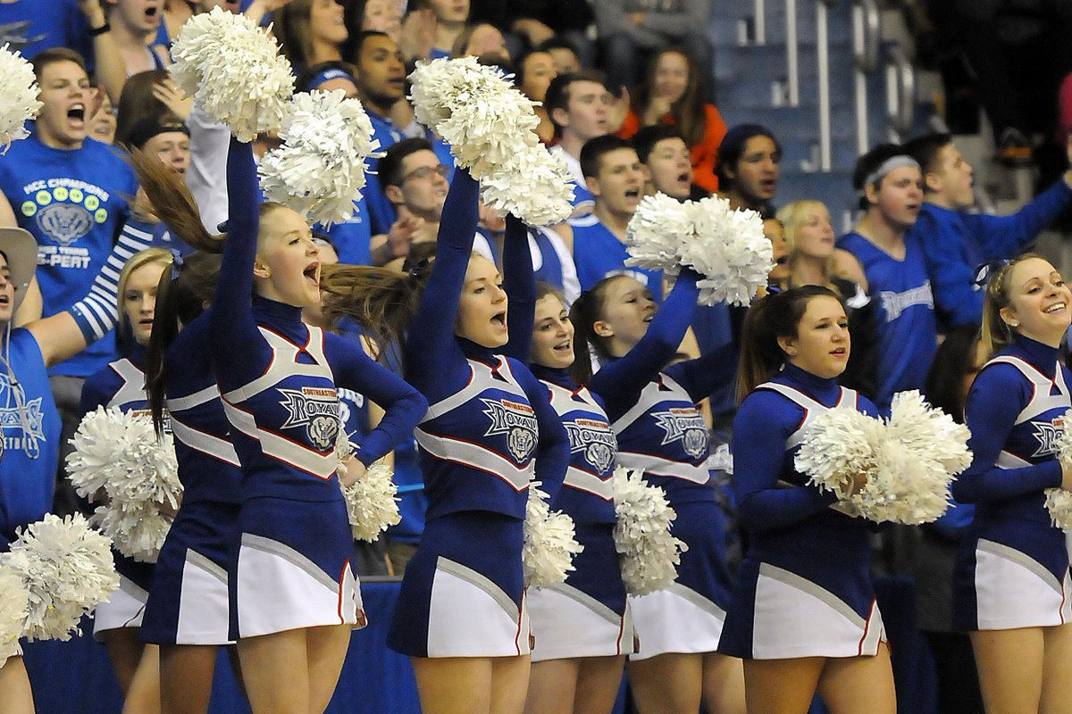 Basketball Cheerleading – Future Royals Cheer Clinic
