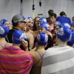 HSE Girls Varsity Swimming finishes 2nd place at Forum CU Holiday Splash!