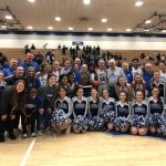 Lady Royals Varsity Basketball beats Carmel 47 – 34 – #SectionalChamps