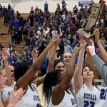 Girls Basketball Sectional Final Hype Video!!